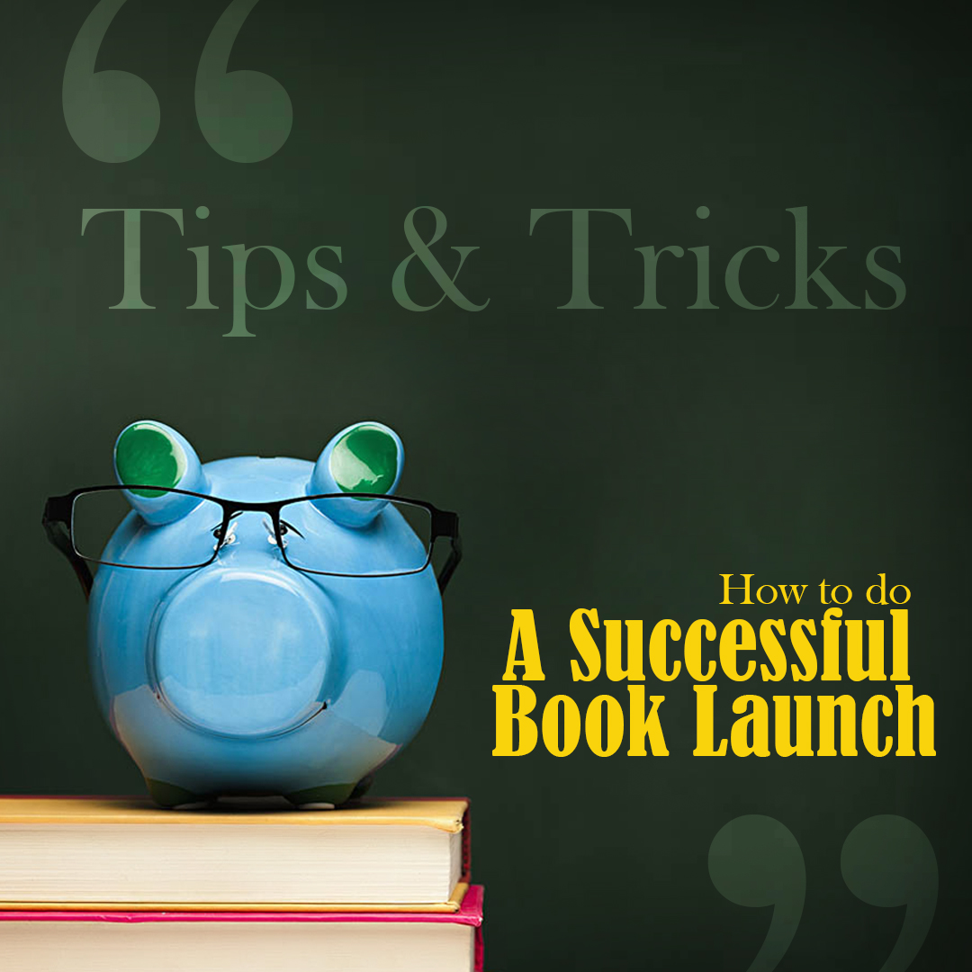 How to do a Successful Book Launch - Thumbnail