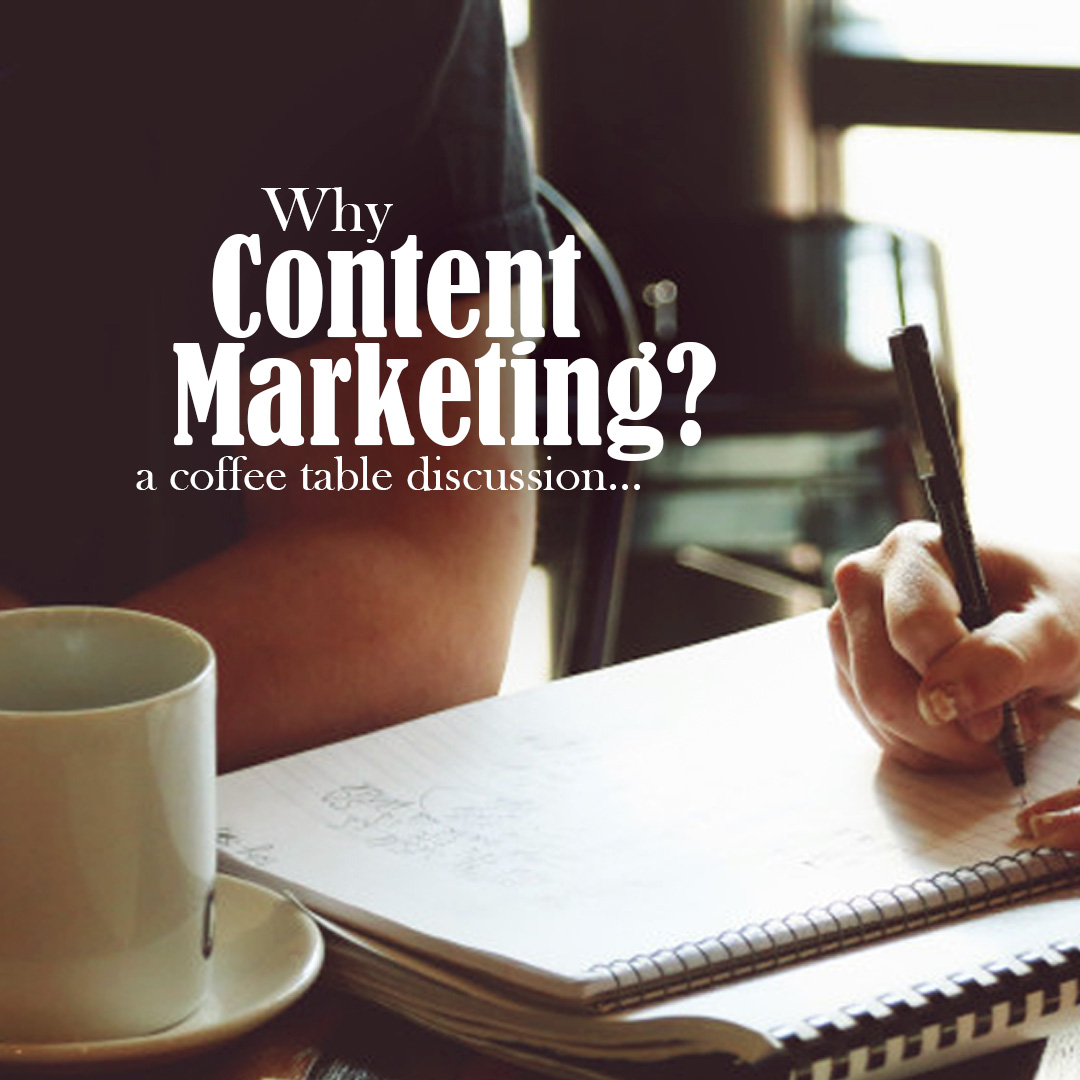 Why Content Marketing - VichaarBox
